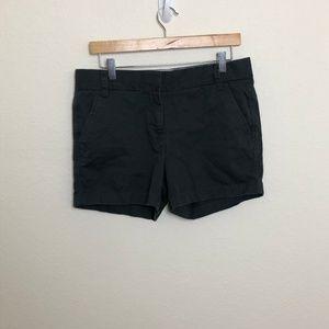 J.Crew | Dark Gray  Chino Shorts